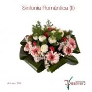 Bouquet Flores Sinfonía Romantica