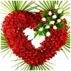 Corazon de rosas 2