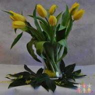 Arreglo Floral Básico