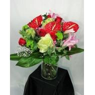 Bouquet de Flores Alegría